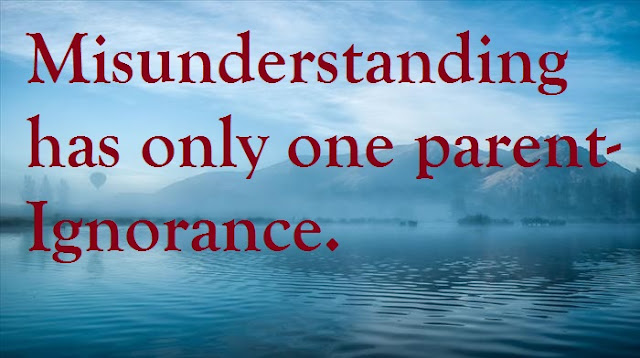 quotes on misunderstanding between best friends