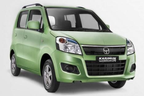 Spesifikasi Lengkap Suzuki Karimun Wagon R