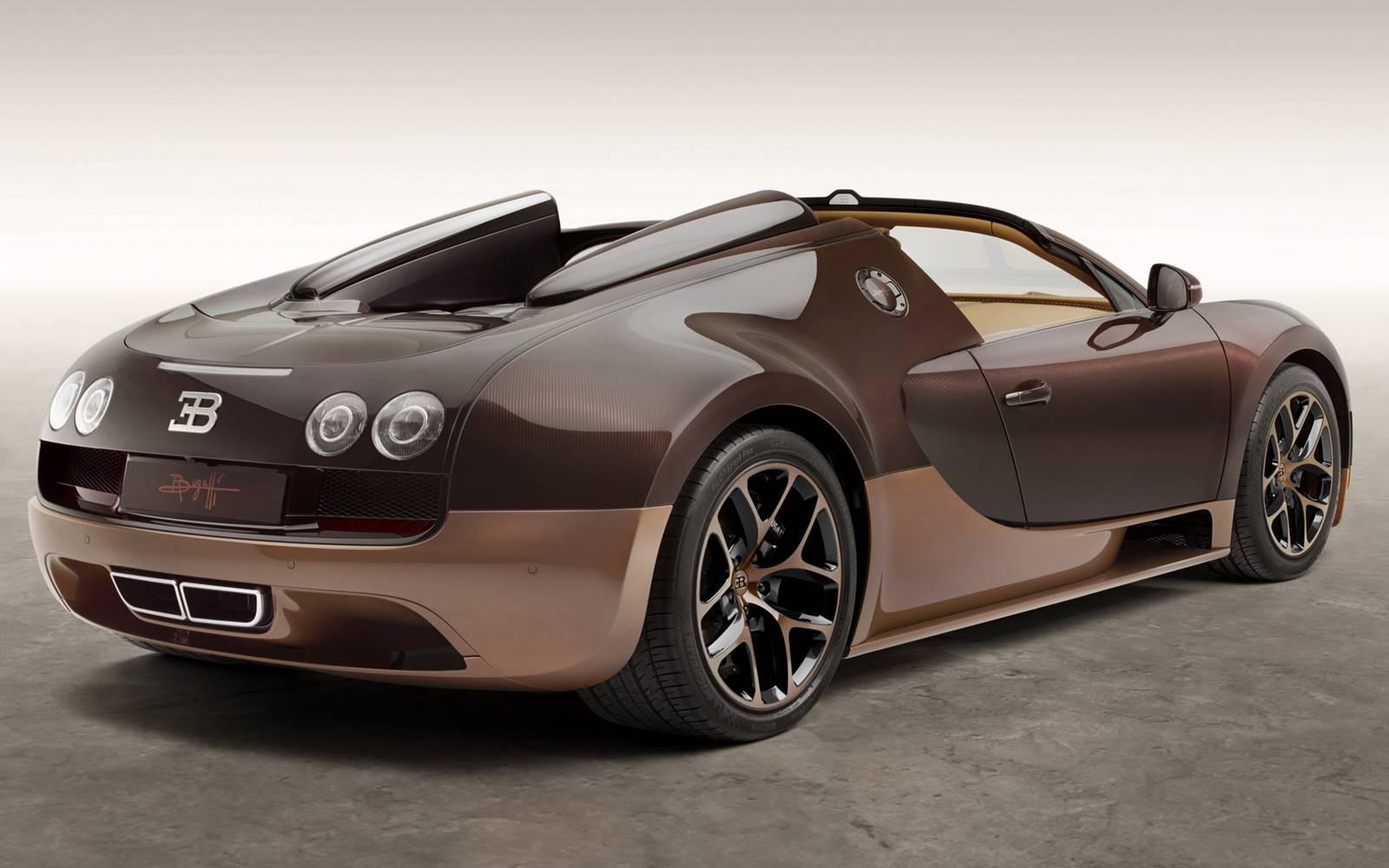 Bugatti Veyron últimas oito unidades vendidas em 2015