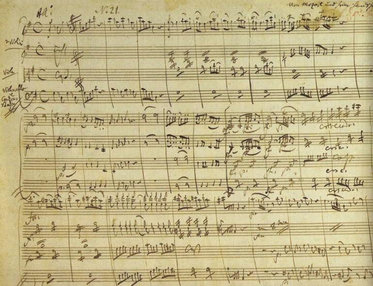 Classical Music Maniac: The Little Serenade (Eine Kleine ...