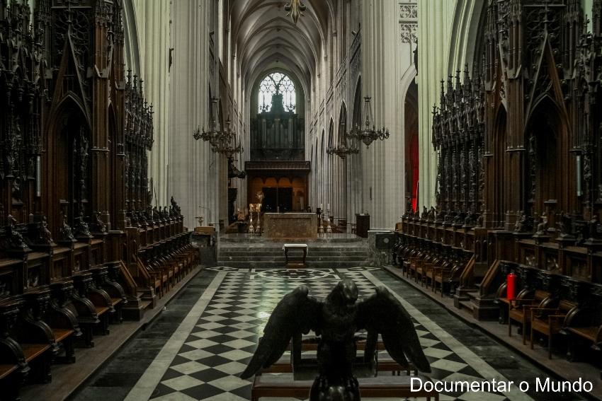 Catedral de Antuérpia; Onze-Lieve-Vrouwekathedraal