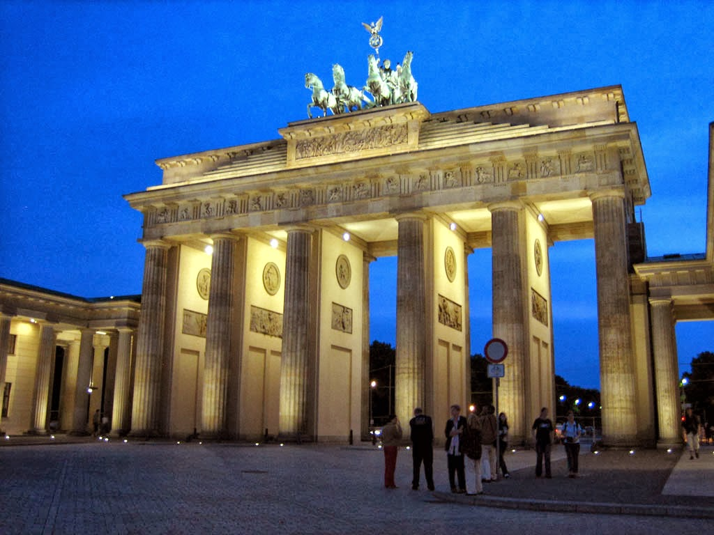 World Beautifull Places Berlin The Capital City Of Germany Nice Photography 2013