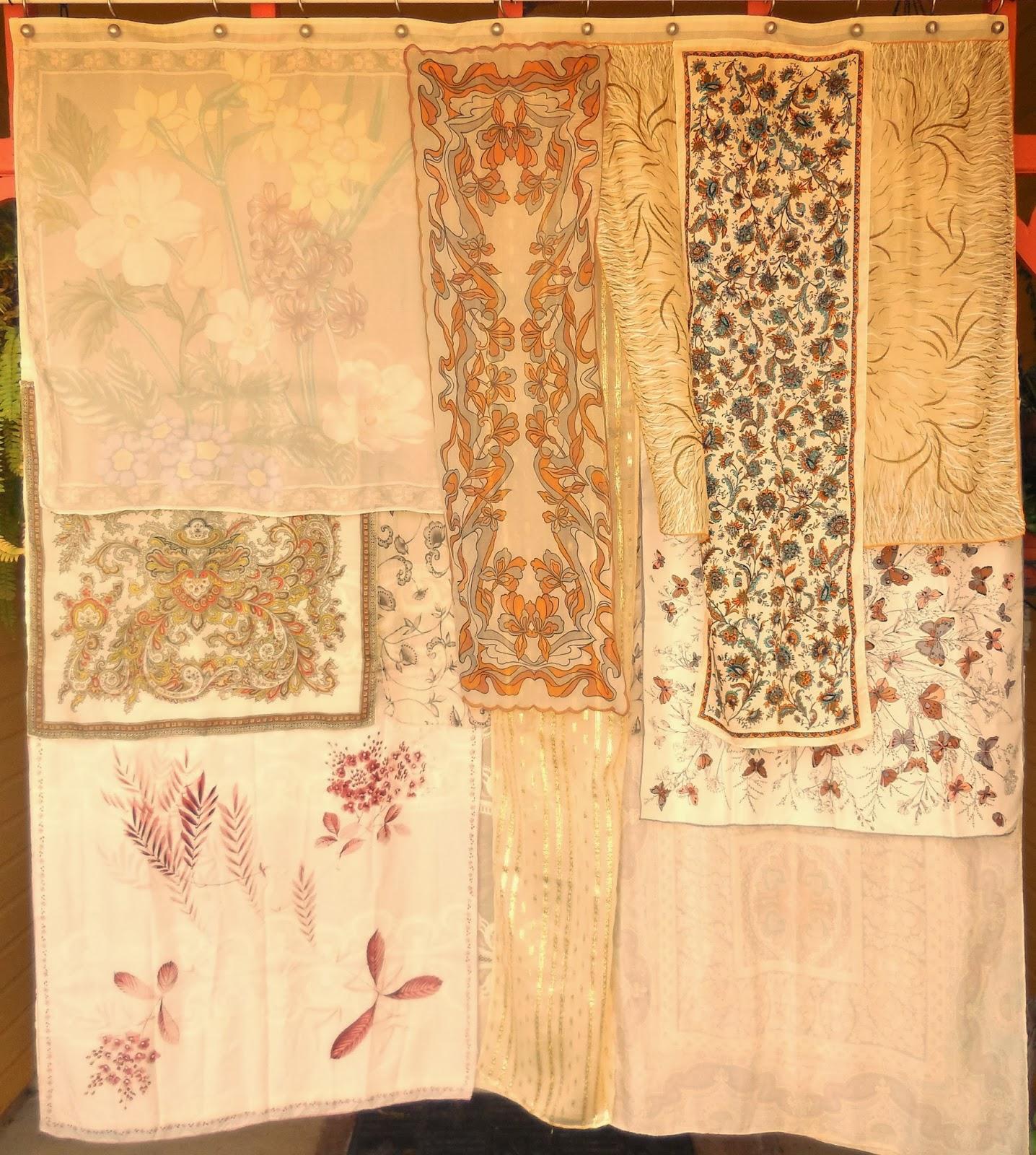 Gypsy Shower Curtain Gypsy shower curtains