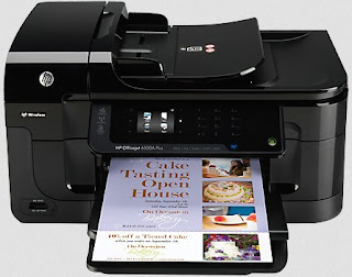 HP Officejet 6500A Printer Driver Download