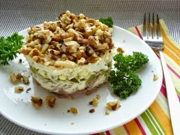 Салат повар