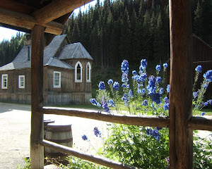 "Barkerville ""Gold Rush Town"", British Columbia [click pic]"