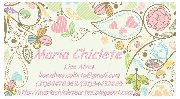 Maria Chiclete