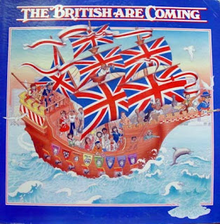 VARIOUS ARTISTS - THE BRITISH ARE COMING
