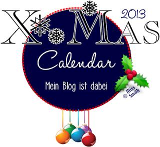 Gewinnspiel - Blogger X-Mas Calendar