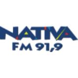 ouvir a Rádio Nativa FM 91,9 online Araraquara
