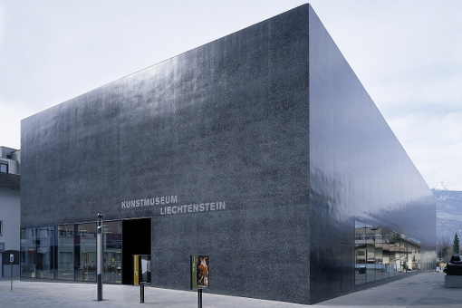 A Matter of Art - Contemporary Architecture in Switzerland