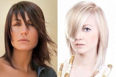 beautiful medium haircut trend winter 2012 for female