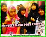 Contest Kami Pose Comel