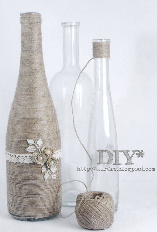 Simply gorgeous bottles...