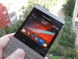 Blackberry 9980 Metal | BB Knight | Spesifikasi
