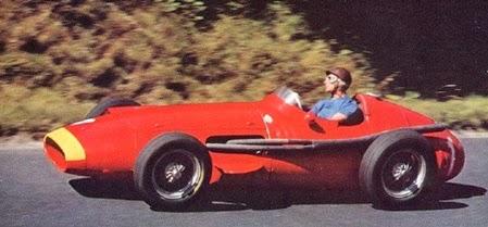 Formula 1 1957 Juan Manuel Fangio/ Maserati