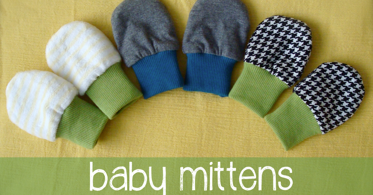 Gloves for your baby boxer. 👊 These stylish paws have a stay-put velcro tab that adjusts as your baby grows. The black-and-white pattern will catch your baby's eye and encourage visual development. Advertisement - Continue Reading Below. 7 of 7. Kushies 2-Pack No Scratch Jersey Mittens.