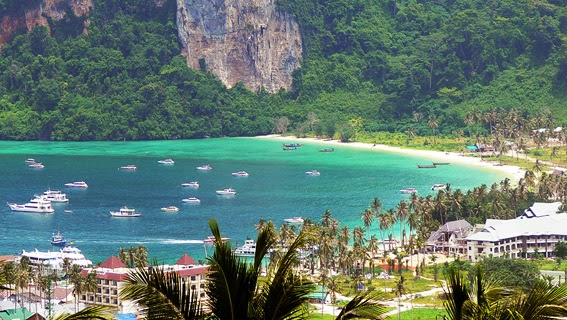 Great holiday destination in south Thailand