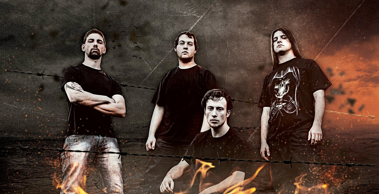 """Confira """"Nothing Useful"""", primeiro vídeo clipe do debut da banda gaúcha Hate Handles!"""