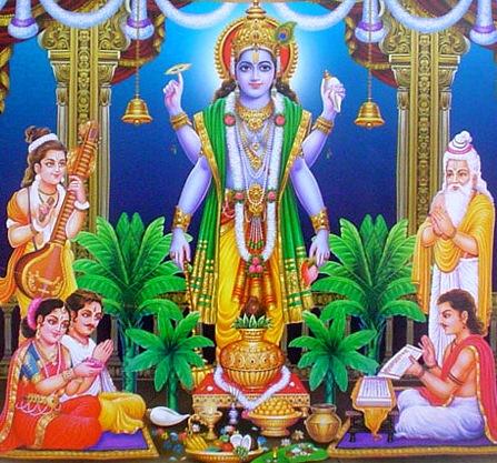 Satyanarayan Bhagwan