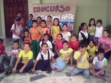 Concurso Infantil Día Internacional del Reciclaje