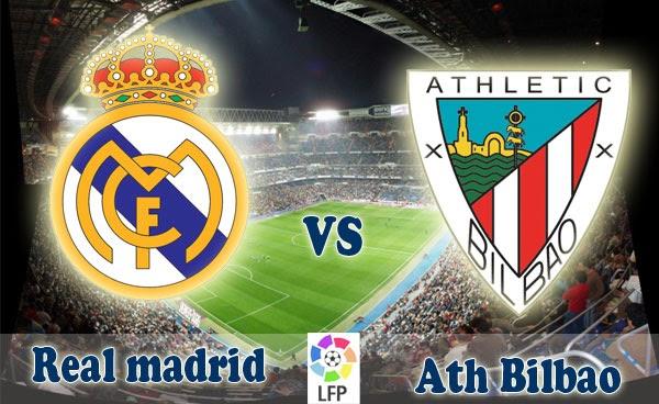 ريال مدريد , اتليتك بلباو 2-2-2014