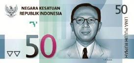 Desain Baru Mata Uang Rupiah Redominasi_lima puluh ribu rupiah