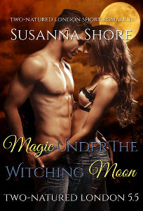 Susanna Shore: Magic under the Witching Moon