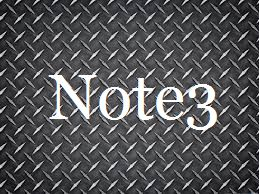 Galaxy Note 3 will have a metal case!