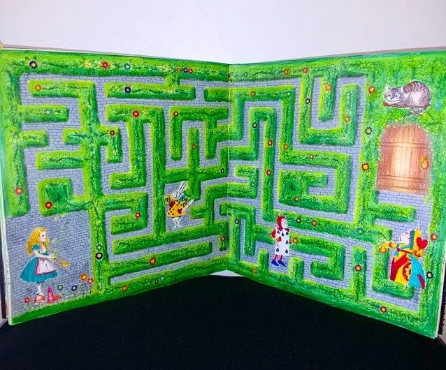 decoracao jardim secreto : decoracao jardim secreto:efeito 3 D do labirinto ensinei nesse vídeo https://www.youtube.com
