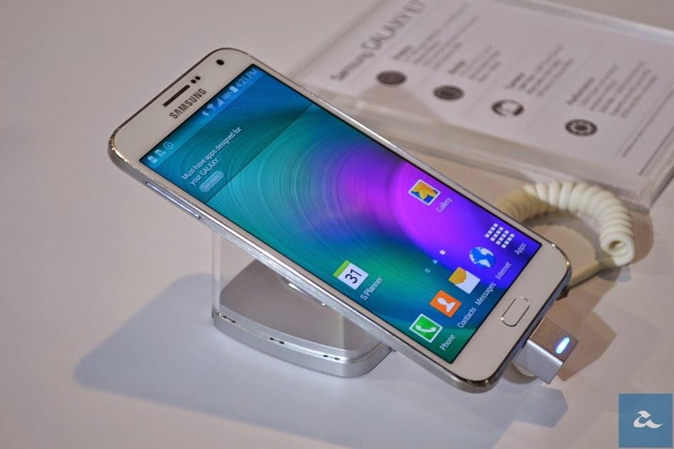 Keluarga Telefon Samsung Galaxy E Bakal DiJual di Malaysia