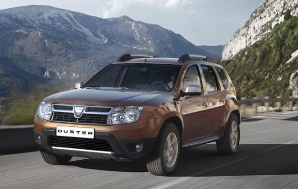 Look At the Car: 2013 Dacia Duster