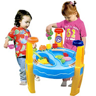 NEW Sand &amp; Water Beach Table Set,RM120 only!!!