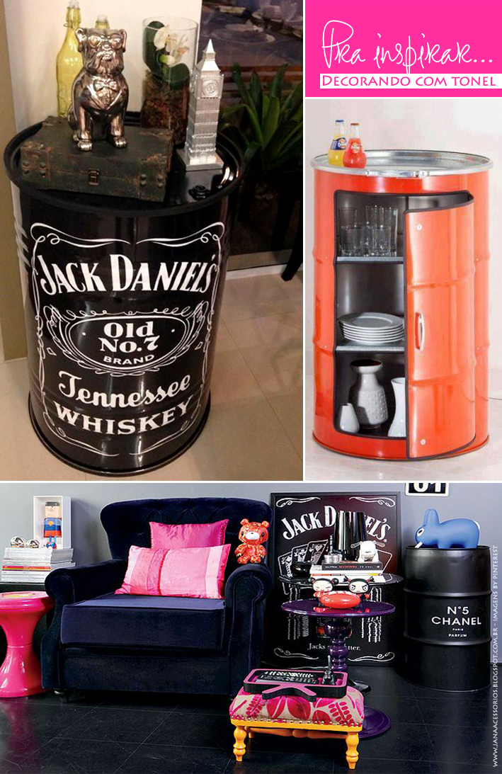 decoração, Joinville, Tonel, Blog da Jana, Decorando com Tonel
