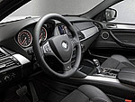 Gambar Interior Mobil. 2013 BMW X6 M50d 8