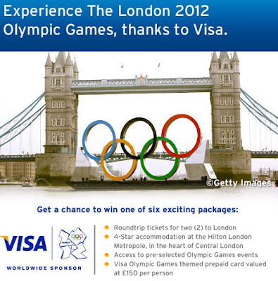 Citibank-Visa London 2012 Olympic Games