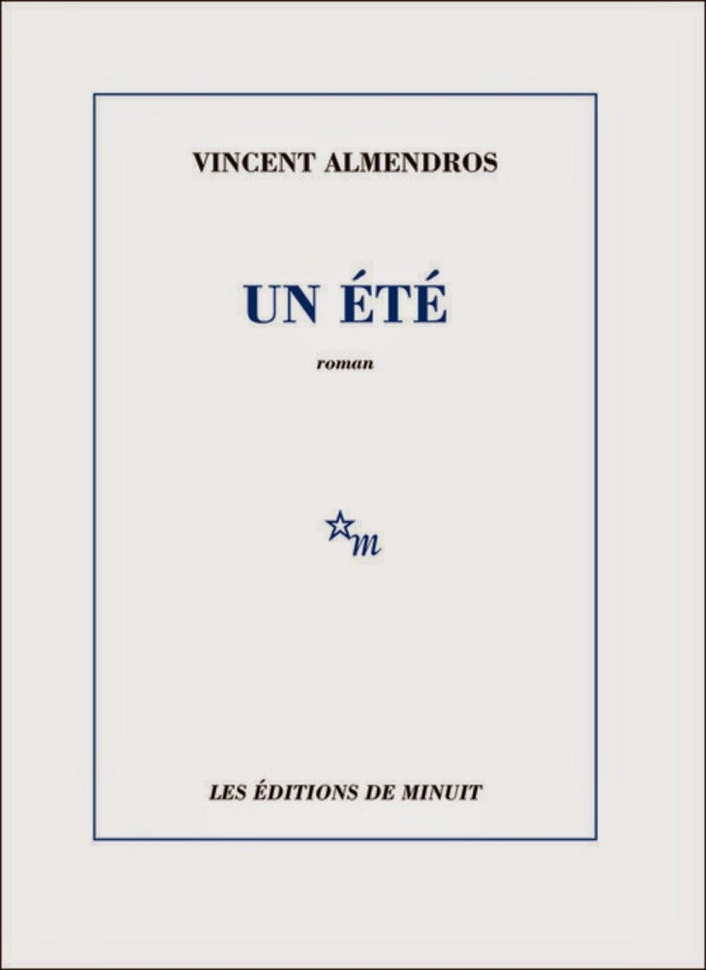 Un été de Vincent Almendros
