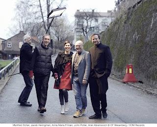 Manfred Eicher, Jacob Heringman, Ana Maria Friman, John Potter, Ariel Abramovich