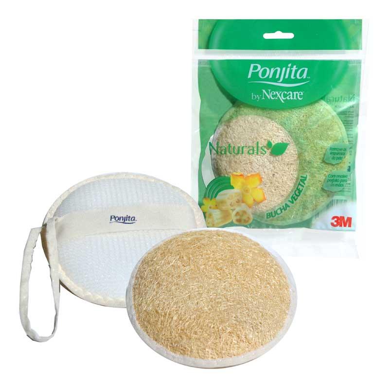 Fina e rica renove a sua pele fazendo esfolia es di rias - Esponja natural vegetal ...