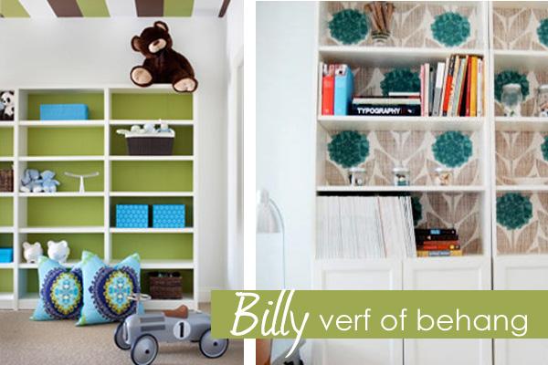 Bonjaro: Het Billy Project Deel 1 - De Boekenkast