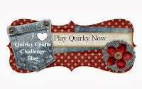 Bei Quirky Crafts 1. Platz