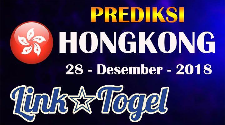 Prediksi Togel Hongkong 28 Desember 2018 JITU HK