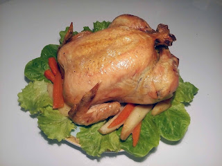 Вкусная запеченная курица на праздничный стол