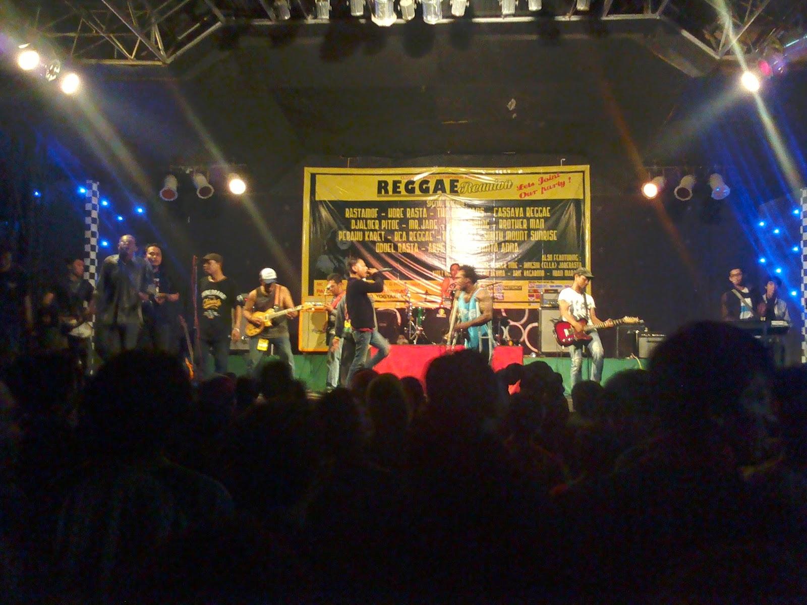 """""""Reggae Reunion"""" Kampoeng Reggae Terakhir Di Purawisata"""