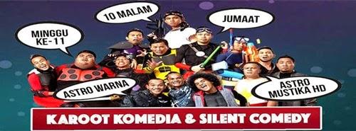 Tonton Online Maharaja Lawak Mega 2014 Minggu 11