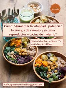 Aumentar la vitalidad, potenciar la energía de riñones y sistema reproductor + cocina de invierno