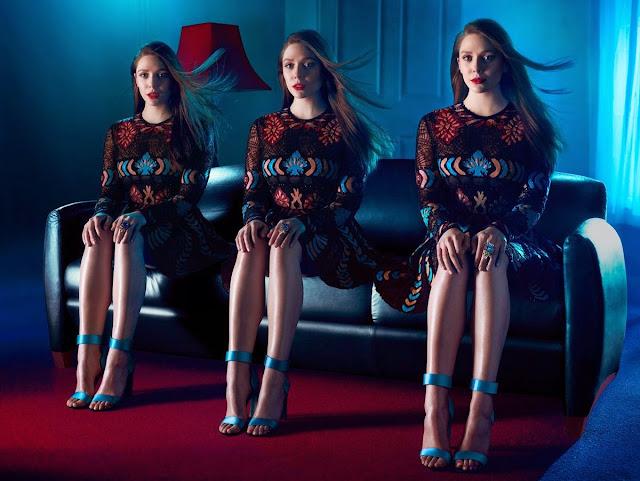 Elizabeth Olsen is seductive for the Flaunt Magazine May 2014 issue