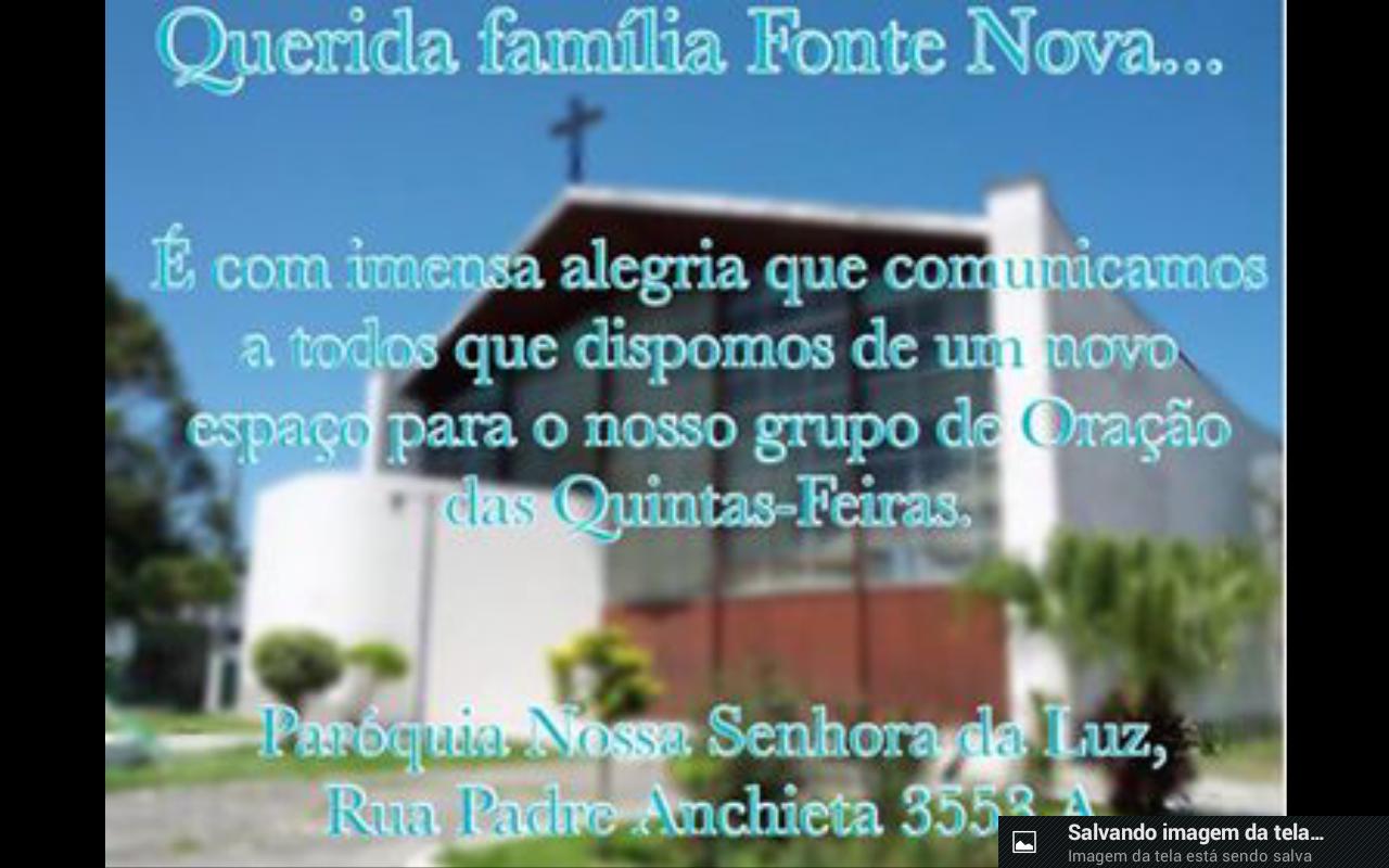 Grupo de Oração Fonte Nova
