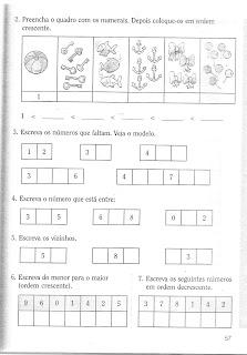 quantidade educação infantil
