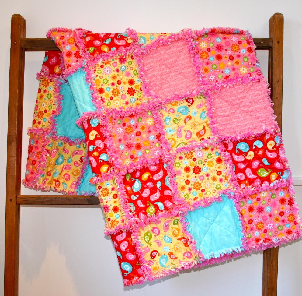 Madebymum rag quilt kits - Quilt rits ...